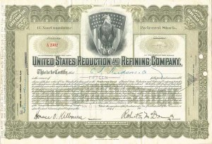 United States Reduction and Refining Company