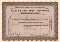 United States Ship Corporation