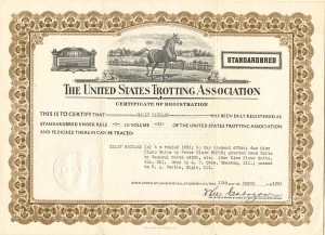 United States Trotting Association