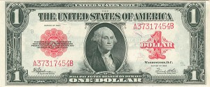United States Note - SOLD