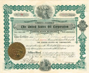United States Oil Corporation