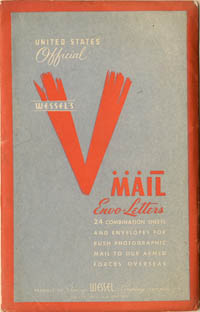 "United States Official ""V""  Mail"