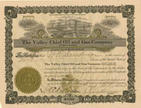 Valley Chief Oil and Gas Company