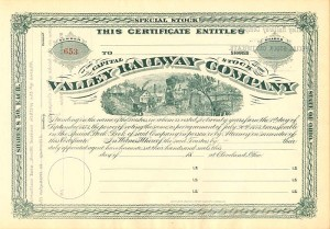 Valley Railway Company