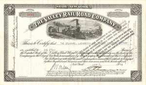 Valley Railroad Company