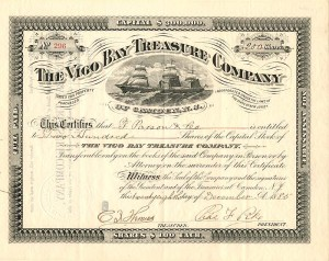 Vigo Bay Treasure Company - SOLD
