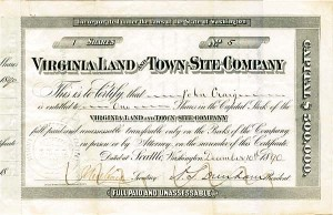 Virginia Land & Town-Site Company
