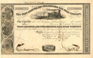 West Chester and Philadelphia Railroad Company
