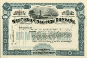West End Traction Company
