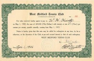 West Medford Tennis Club