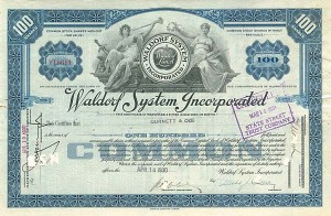 Waldorf System Incorporated