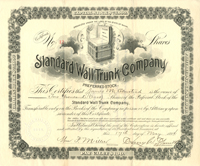 Standard Wall Trunk Company & Chicago Wall Trunk Manufacturing Co.