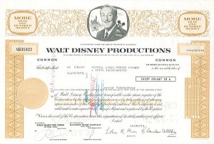 Walt Disney Production