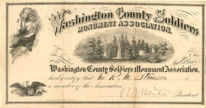 Washington County Soldiers Monument Association