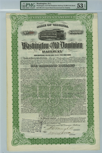 Washington and Old Dominion Railway