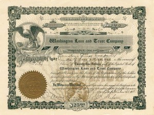 Washington Loan and Trust Company