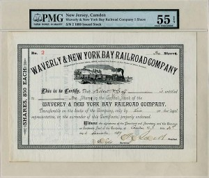 Waverly & New York Bay Railroad Company
