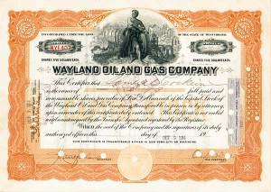 Wayland Oil and Gas Co