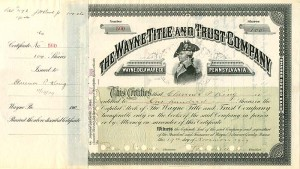 Wayne Title and Trust Company