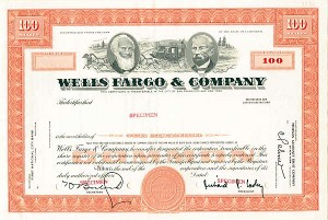 Wells Fargo & Company - SOLD