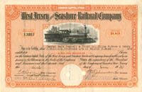 West Jersey and Seashore Railroad Company