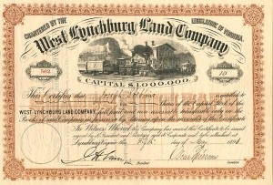 West Lynchburg Land Company - SOLD