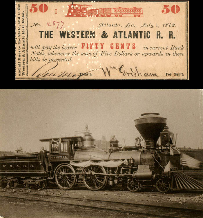 Western & Atlantic Railroad