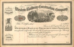 Western Railway Construction Company