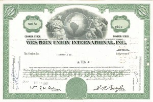 Western Union International, Inc.