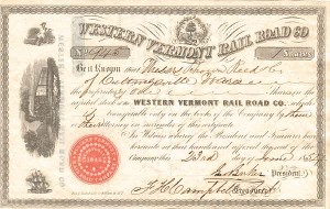 Western Vermont Rail Road Co.