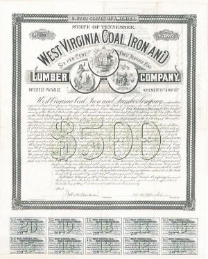 West Virginia Coal, Iron and Lumber Company