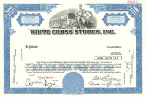 White Cross Stores, Inc.