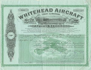 Whitehead Aircraft Limited