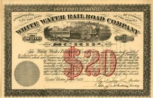 White Water Railroad Company