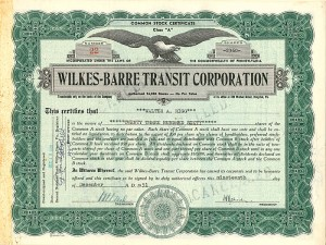 Wilkes-Barre Transit Corporation