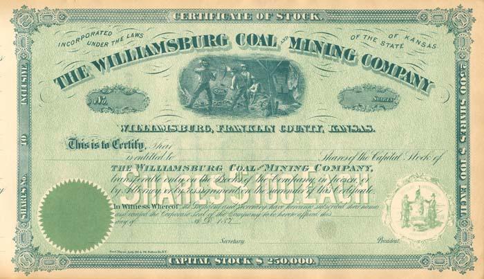 Williamsburg Coal and Mining Company