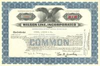 Wilson Line, Incorporated