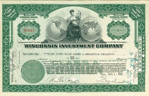 Wisconsin Investment Inc