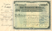 Terminal Railway of Buffalo - SOLD