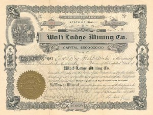 Wolf Lodge Mining Co.