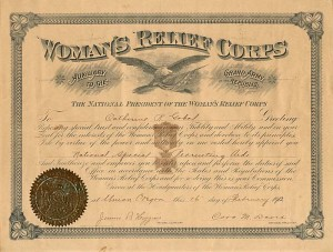Woman's Relief Corps