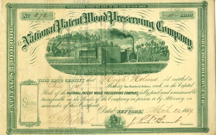 National Patent Wood Preserving Company