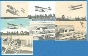 Wright Brothers Postcards - SOLD