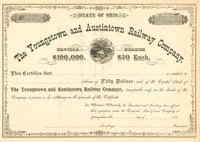 Youngstown and Austintown Railway Company